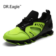 Breathable Outdoor sport mens running shoes 2016 mens athletic shoes Sneakers Women's Running Shoes Free shipping