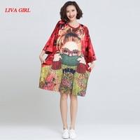 Zomer Vrouwen T-Shirt Plus Size Meisje Patroon Stijlvolle Korea Kawaii Vrouwelijke Mode Merk Casual T-Shirt Losse Rode Tops & Tees