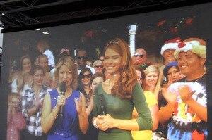 Image 3 - Продаются со скидкой! 1,3 м * 0,75 м темно серая самоклеящаяся задняя проекционная пленка для магазинов, аэропорта, выставочного зала, банка