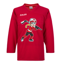Jerseys Ice-Hockey EALER Multicolor Shirts Training for with Cartoon-Logo