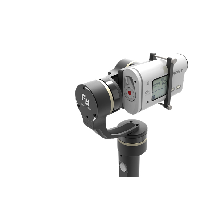 Free Shipping Feiyu Tech G4 GS Gimbal 3-Axis Brushless Gimbal For Sony HDR-AZ1VR FDR-X1000V AS Series Sport Auction Camera free shipping feiyu tech g4 gs gimbal 3 axis brushless gimbal for sony hdr az1vr fdr x1000v as series sport auction camera