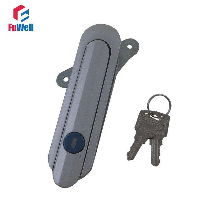 Hangkast Met Slot.Ab402 1 Metalen Kast Slot Met Sleutel Voor Kast Kastdeur Plane Lock