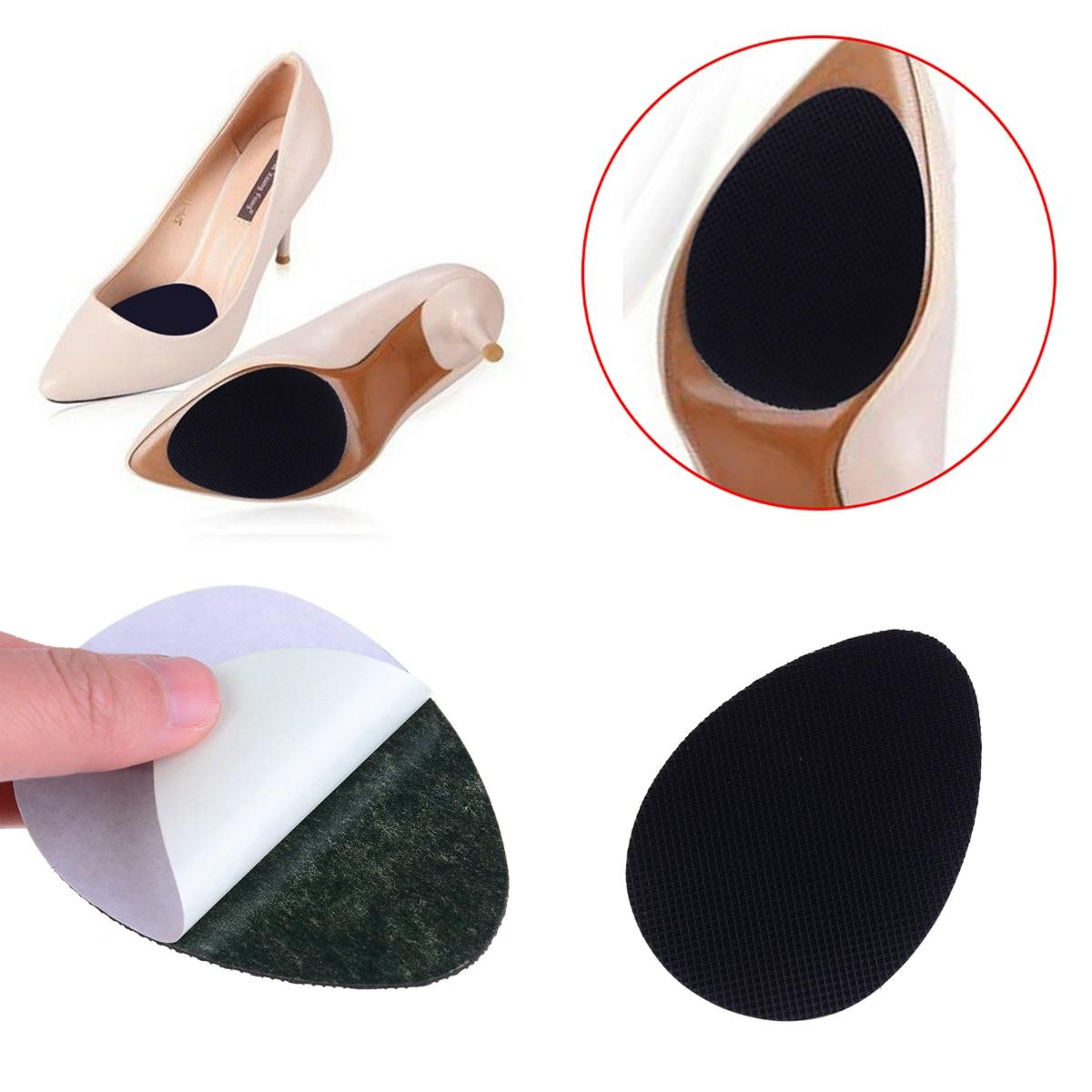 Chaussures De Auto Coussin Slip Adhésif Talon Anti Haute HY9IEWD2