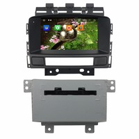 KLYDE 72 Din Separate 8 Core Android 8.0 Car Multimedia Player For Opel Astra J 2011 2012 Car DVD Player 1024*600
