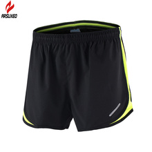 ARSUXEO cycling underwear Men Summer downhill Running Shorts Bodybuilding Tennis Badminton Outdoor Leisure Sportswear Clothing