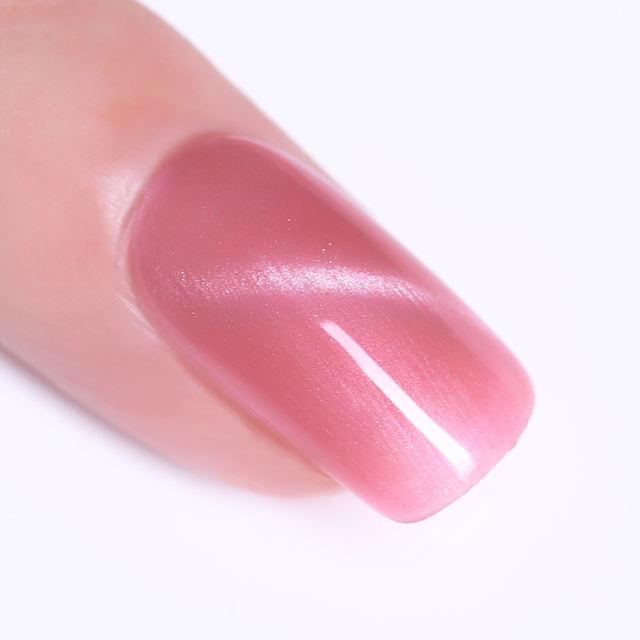 LILYCUTE 10 Colors Pink Soak Off Magnetic UV Gel