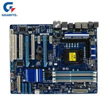 Gigabyte GA-P55A-UD3R Original Motherboard LGA 1156 DDR3 USB3.0 16G P55 A P55A-UD3R Desktop Mainboard SATA3 Used P55A UD3R Used original motherboard for gigabyte ga p55 us3l ddr3 lga1156 boards p55 us3l usb2 0 sataiii p55 desktop motherboard free shipping