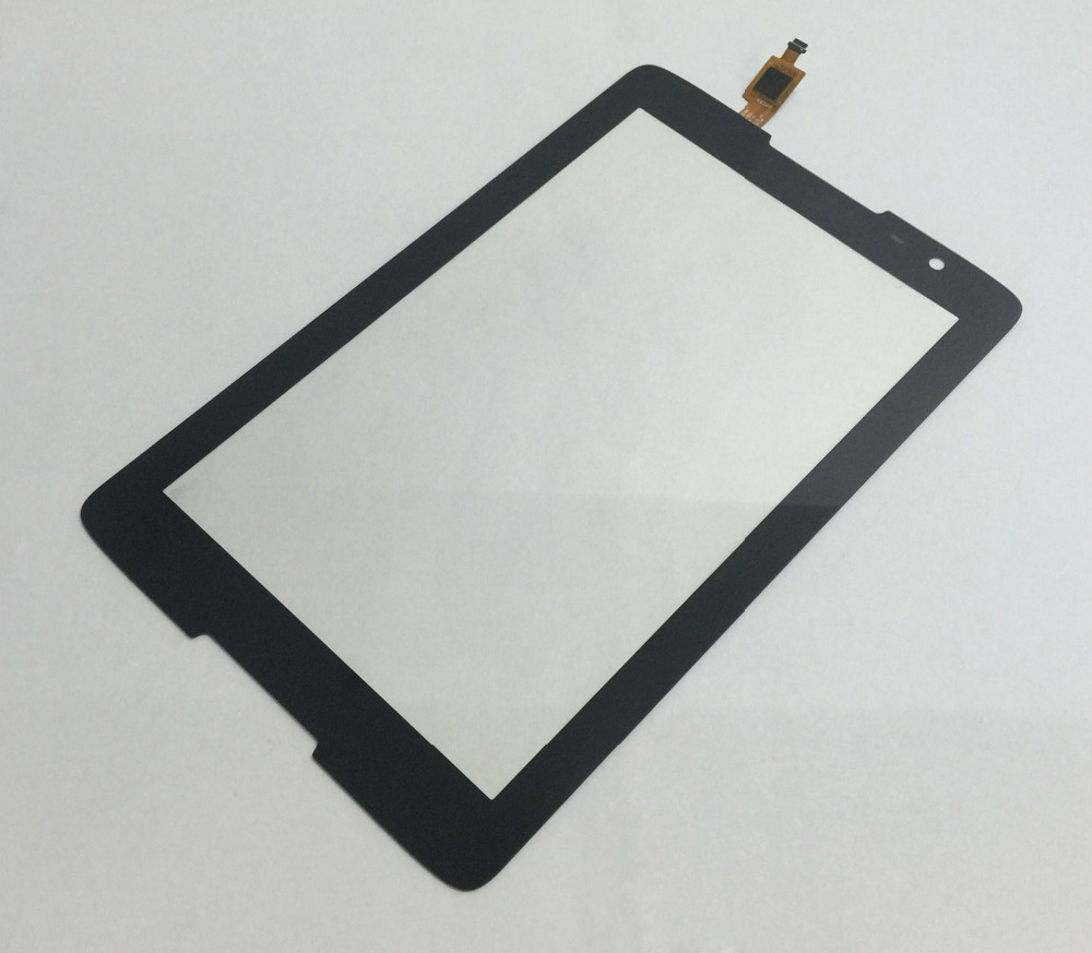 Black Touch screen Sensor Glass Digitizer For Lenovo IdeaTab A8-50 A5500 A5500F A5500-H A5500-HV Repair Replacement 100% Test srjtek 8 for lenovo ideatab a8 50 a5500