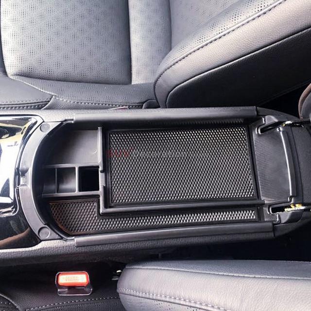 car-styling Auto Car Accessories Interior Car Center Armrest organizer Storage Glove Box  for Toyota C-HR CHR 2016 2017 2018