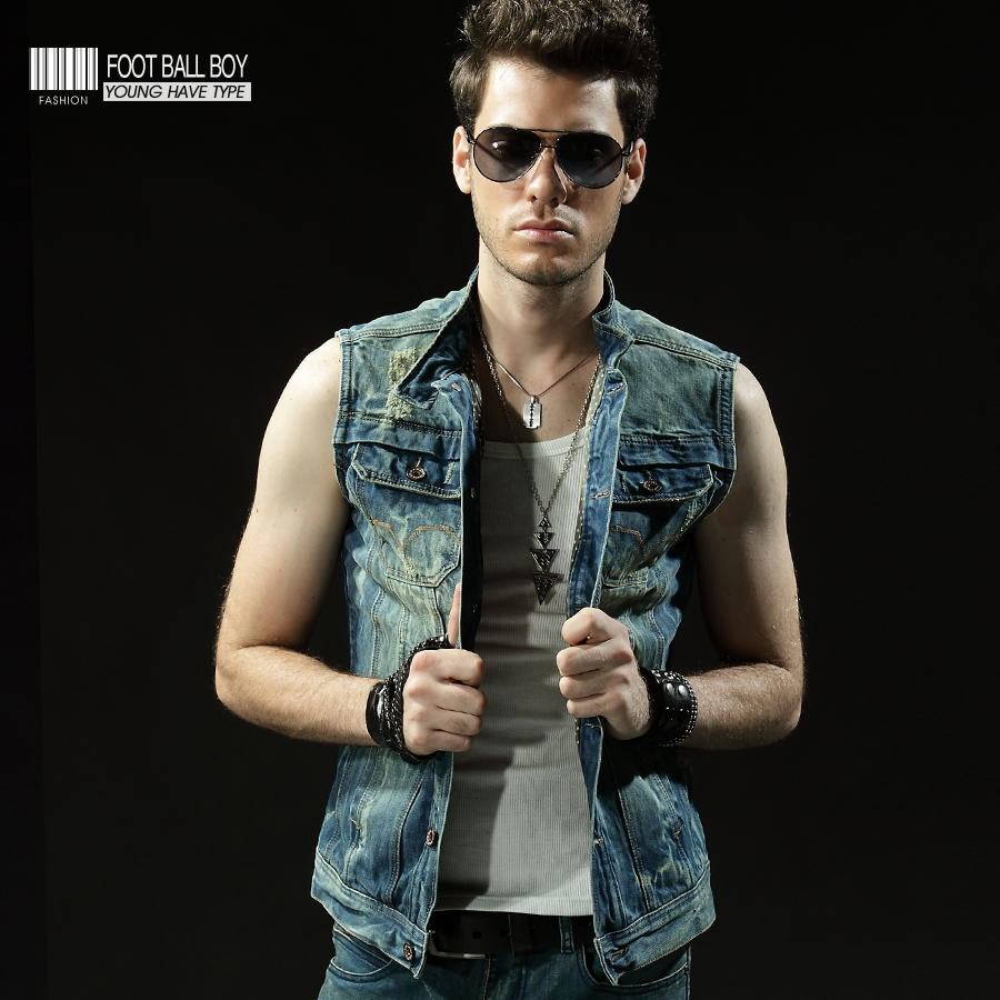 Popular Men Summer Sleeveless Jackets-Buy Cheap Men Summer