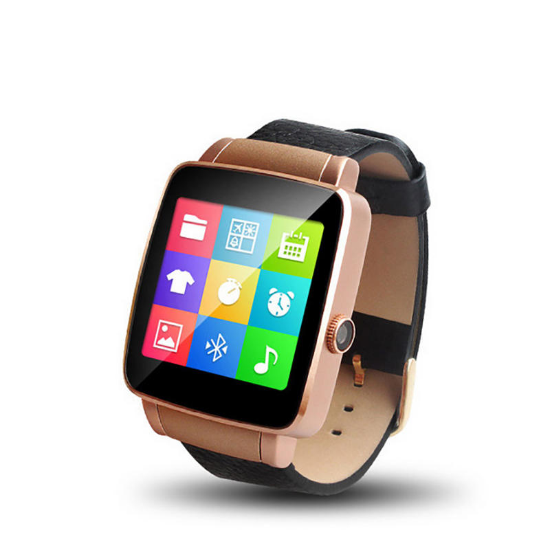 Android smart watch x6 1 54 inch IPS HD font b smartwatch b font SIM card