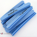 10 PCS Blue sponge nail art files polish buffer buffing sanding block shiner 100/180 Acrylic Nail Care Tool
