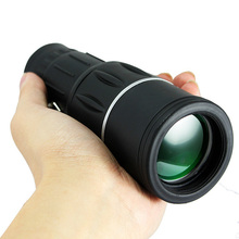HD Astronomical 16X52 Dual Focus Monocular Telescope Zoom Binoculars 66M/8000M HD Scope for Travel Hunting Hot Selling
