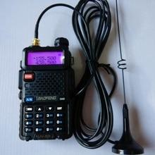 2 stk SMA-F-antenne UT-108 antenne til baofeng UV 5R 888s 666s høj forstærkning Antenne UT-108UV SMA-F dobbeltbånd til bærbar CB-radio