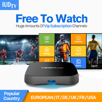T95RPRO Octa-core Android IPTV BOX 2000 Europa Arabisch Französisch IPTV Abonnement S912 2 GB/16 GB TV Box WIFI H265 Media Player