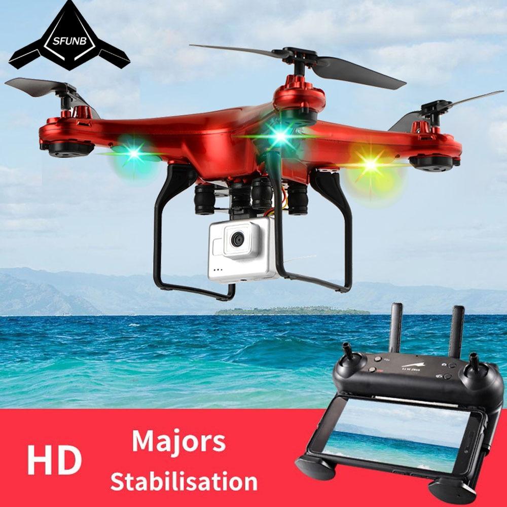 DM006 Six axes Fixe de Quatre axes Avion RC Drone 6 Axes Télécommande Hélicoptère quadrirotor Avec 2MP Caméra HD Ou X5 R