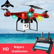 DM006 Zes-as Vaste Vier-as Vliegtuigen RC Drone 6-As Afstandsbediening Helikopter Quadcopter Met 2MP HD Camera Of X5 R