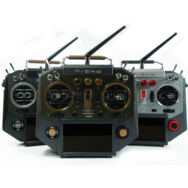 FRSKY Horus X10 / X10S 16CH Transmitter Remote Controller TX built-in iXJT+ module FR-TX OPEN-TX X12S Update version frsky horus x10 transmitters built in ixjt module 2 4g 16ch remote control for rc helicopter drone uav airplane