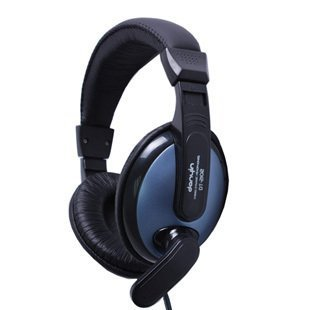 send Gifts Electronic music DT-2102 Headset Computer headset headset
