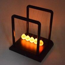 Newton Pool 3d Lamp Night Light Star Led Power Bank Lamp Sensor Bedside  Table Night Lamp For Kids Bedroom Night Lamp