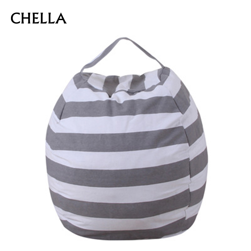 Women Travel Bag Clothes Storage Suitcase Stuffed New Fashion Cycle Hand Bag Modern Chair Portable Kid Toy Storage Bag FB0085