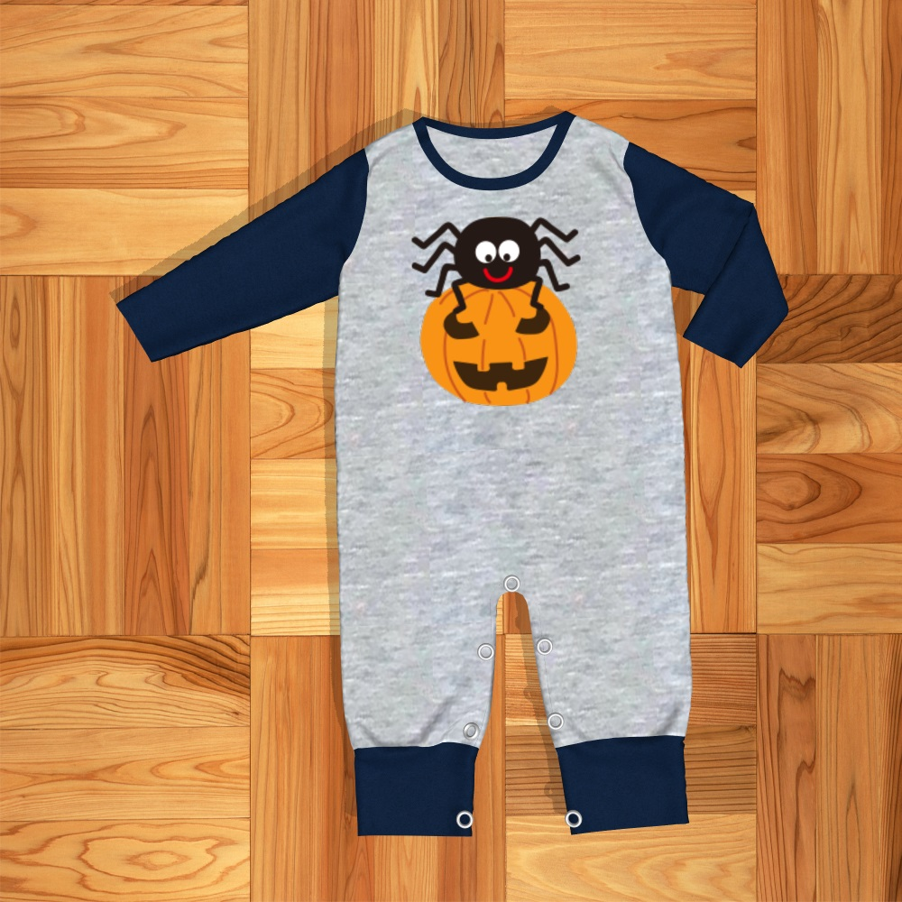 Conice Summer Bubble Baby   Rompers   Boutique Black Cat Spider Embroider Baby Boy   Romper   BPF907-159-HY