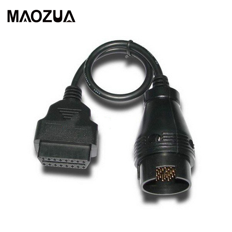 Pin On Mercedes Benz: For Benz MB 38 Pin To 16 Pin Cable OBD2 OBD Diagnostic