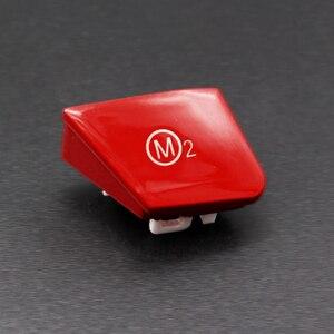 Image 5 - Cubierta de repuesto para volante de coche, pieza personalizada, color rojo, botón de interruptor, para BMW Serie M, M2, M3, M4, F80, F82, F83, GTS, 3,0 T, 2 uds.