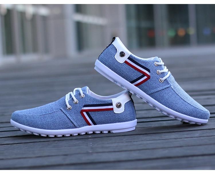 HTB1K1k0dRgXBuNjt hNq6yEiFXao Men Casual Shoes mens canvas shoes for men shoes men fashion Flats brand fashion Zapatos de hombre