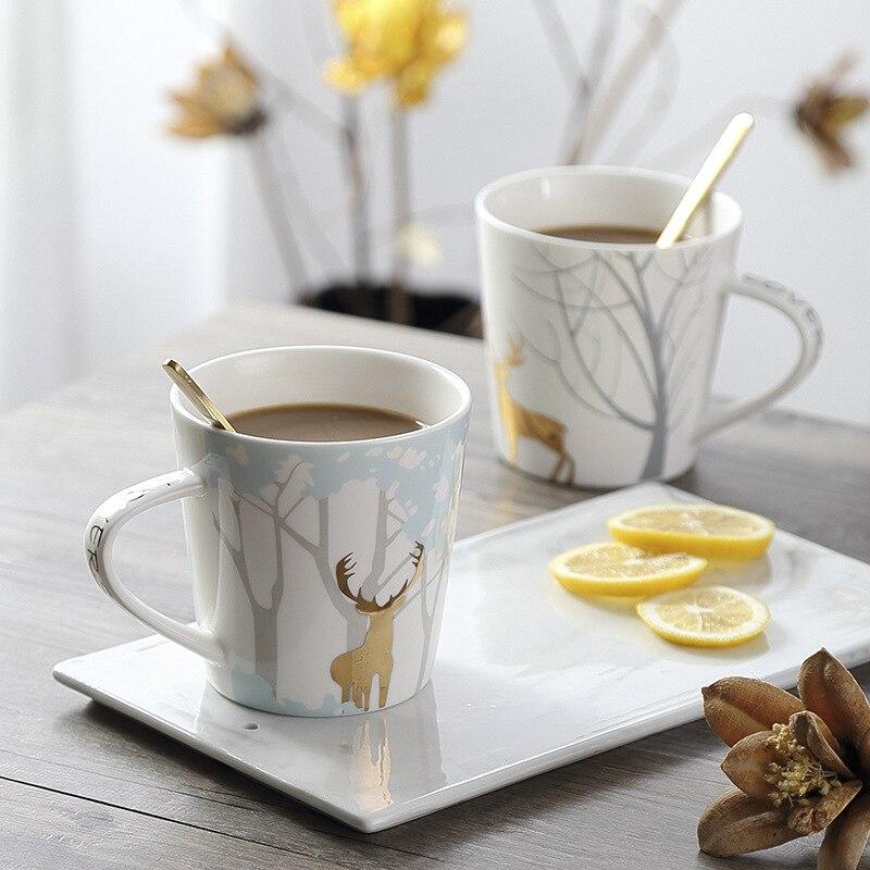 Coffee Mug Set Office Use Drink Cups