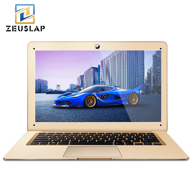 ZEUSLAP-A8 14inch 8GB RAM+1TB HDD Windows 10 Routine Intel Quad Core 1920*1080P Crowded HD Laptop Notebook Computer.