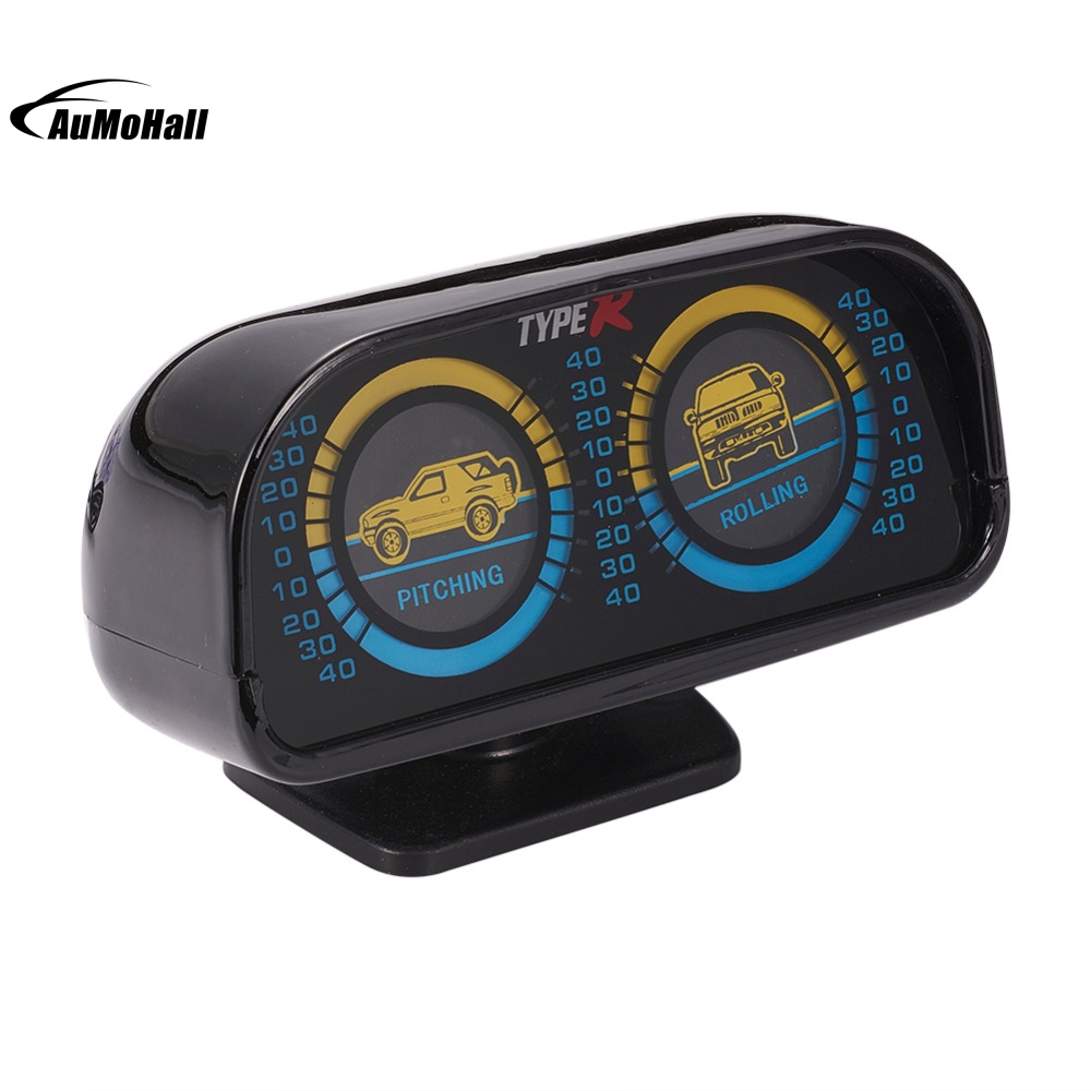 Car Inclinometer compass Multifunction Inclination Tool With Light