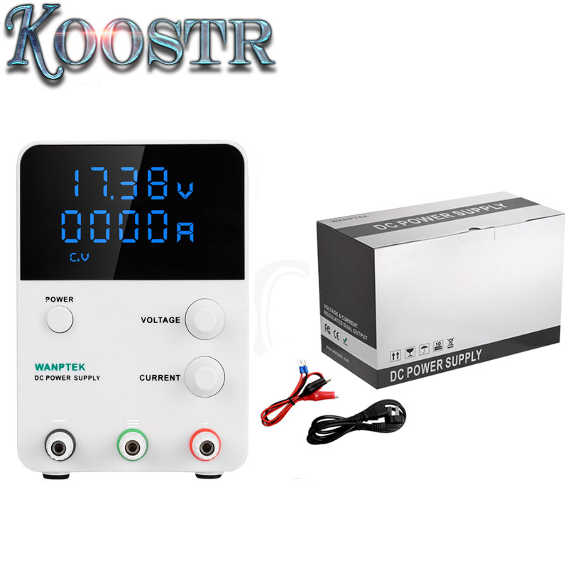 GPS605D Adjustable precision double LED display switch DC Power Supply 0 60V 0 5A For Scientific