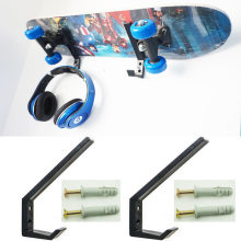 2 stks Skateboard Display Stand Rack voor die kostbare Santa Cruz, Powell Peralta, Alva.(China)