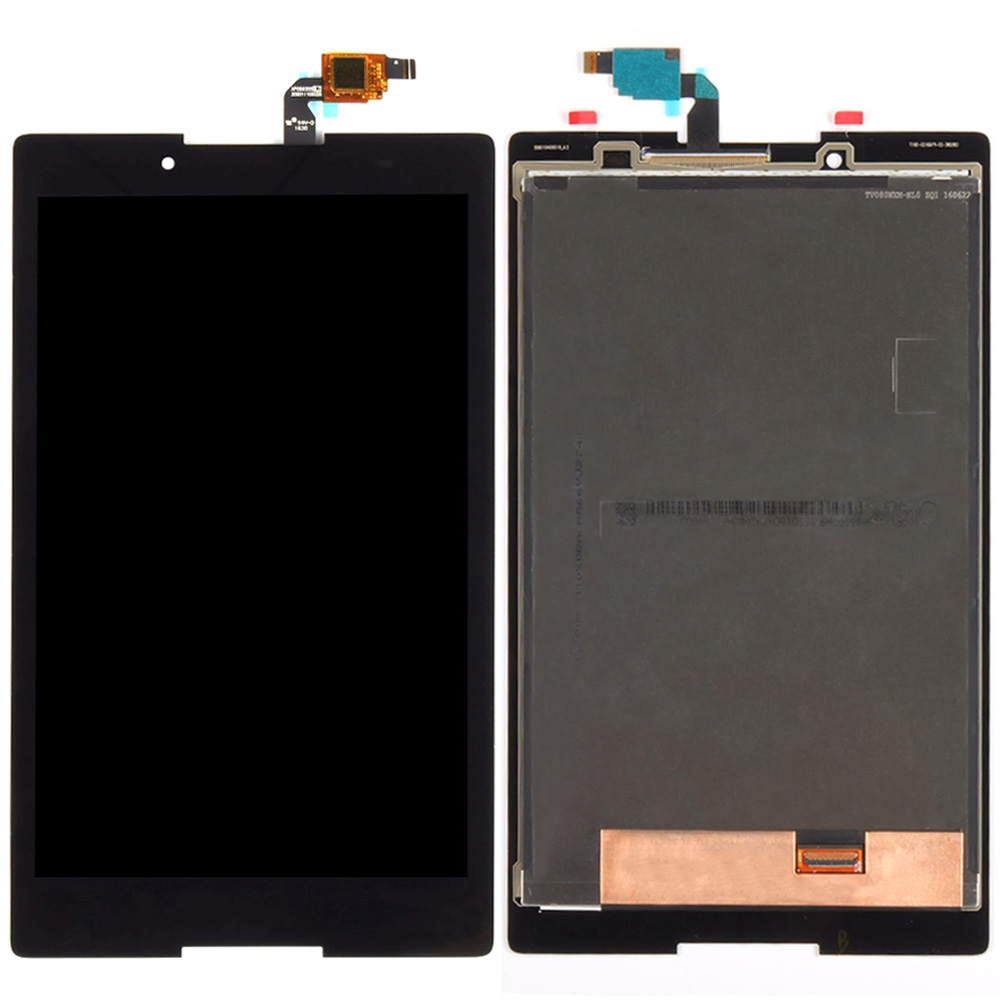 H LCD Screen and Digitizer Full Assembly for Lenovo Tab3 8 / TB3-850 / TB3-850F / TB3-850M free shipping fzt651ta fzt651 sot 23 original 10pcs lot ic