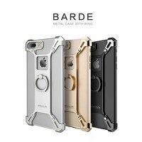 Nillkin עבור iPhone 7 בתוספת כיסוי פגוש 5.5 ''Bardes DIY אלומיניום מחזיק טלפון לאייפון 7 כיסוי אחורי עם טבעת סגסוגת 4.7