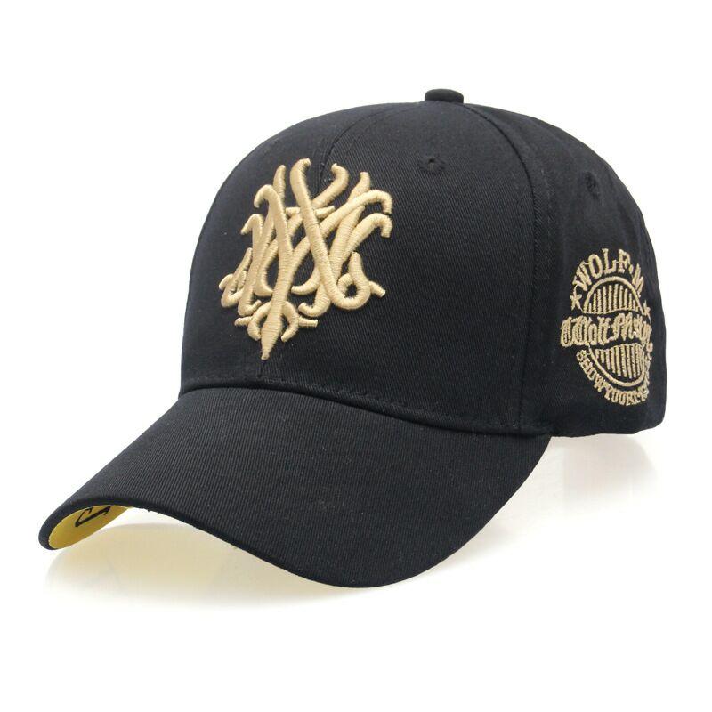 2018 Unisex Cotton Baseball Cap NY Men Women Snapback Cool Sun Hat Letter  Adjustable Casquette Bone Cap 028492b3b29f