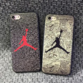 2017 Michael Jordan Jersey 23 Silicone Phone Cases for iPhone 6 6s i6 Plus for iPhone 7 Plus Case Mobile Phone Bag 269
