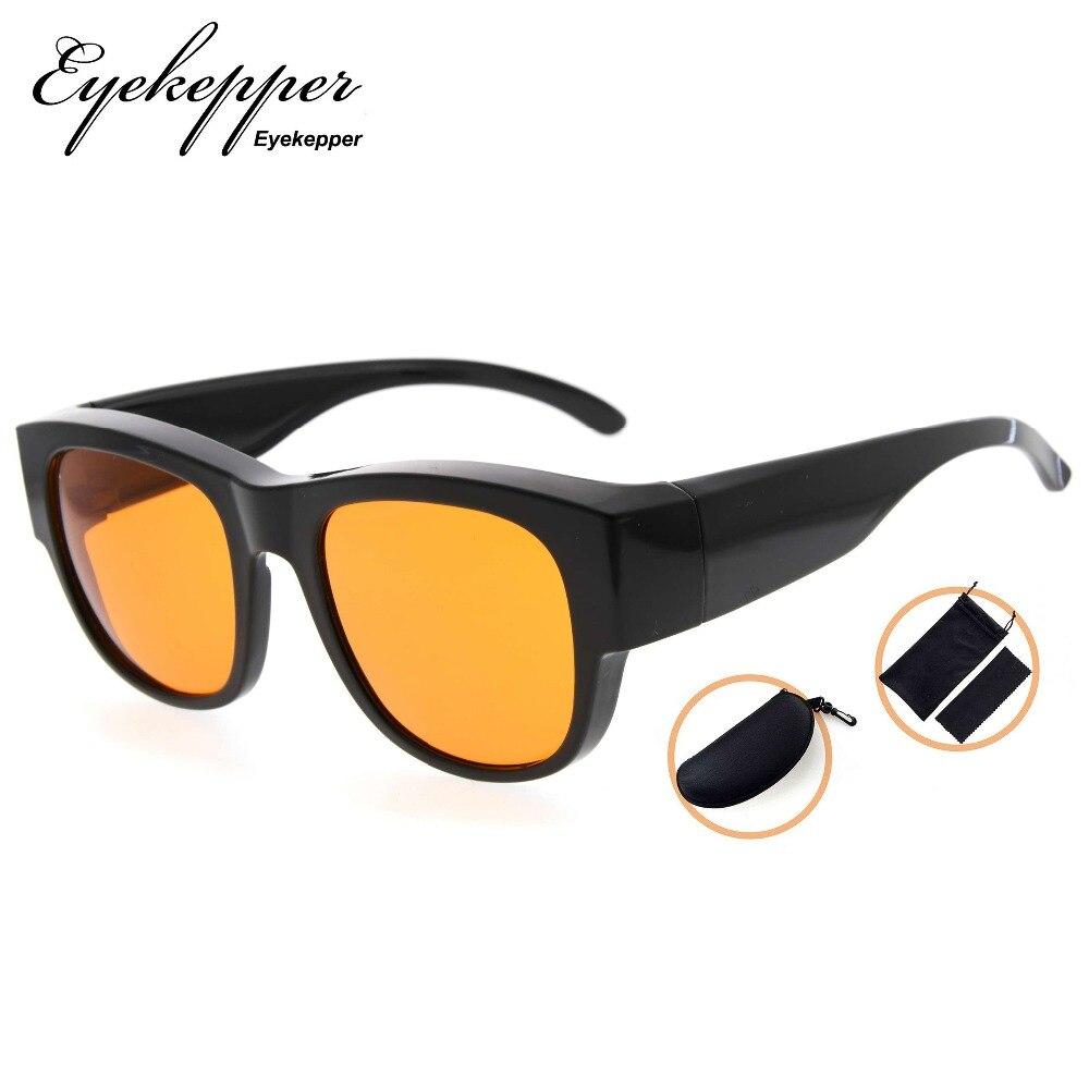 1bf709c34ce DSXM1802 Eyekepper 100% Anti Blue Light Blocking Computer Glasses ...