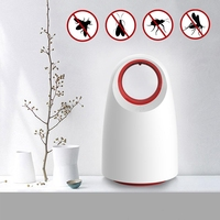 USB Electric Mosquito Killer LED Lamps Fly Mosquito Trap Light Anti Mosquito Insect Repellent Killer Pest Control Insect Killer