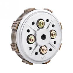 Motorcycle Driven Wheel Clutch Disc Pressure Plate Assembly for Yamaha YBR125 YBR 125 Motorcycle Accessories