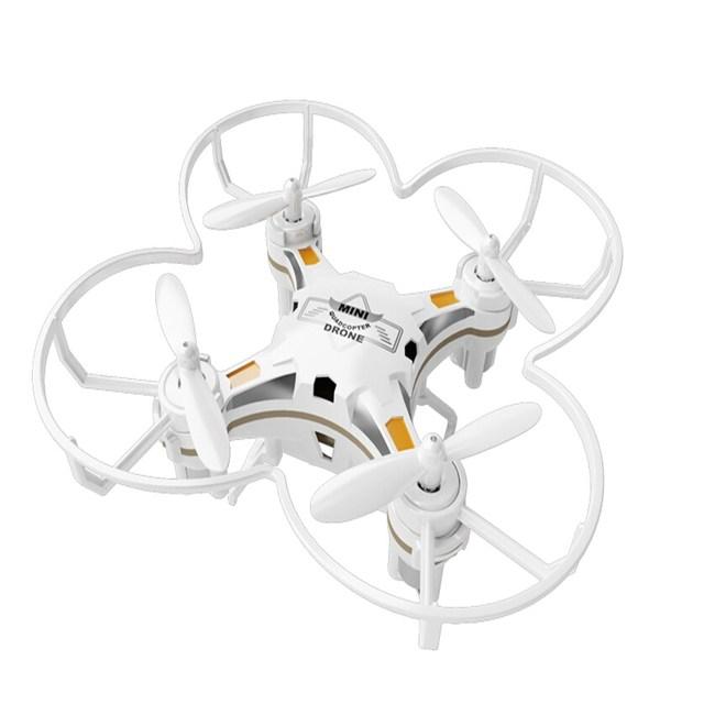 FQ777-124 para Pocket 4CH 6 Axis Gyro Quadcopter Drone Con Conmutable Controller RTF Helicóptero de Control Remoto Juguetes de Regalo