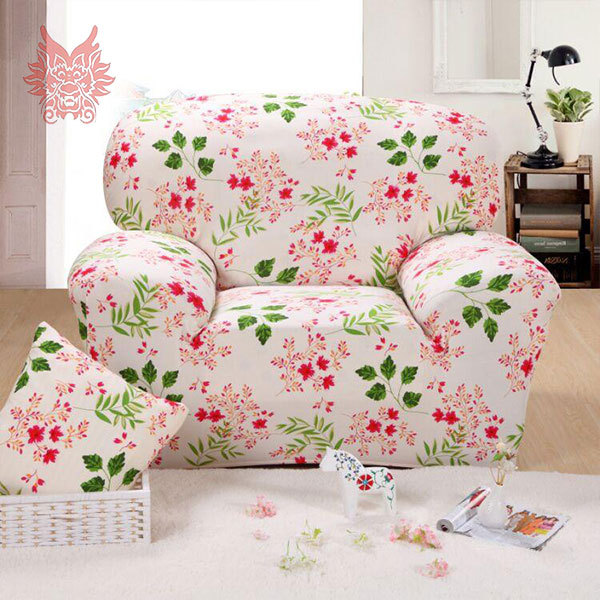 FREE SHIP multicolor floral/check print pastoral pattern living room ...