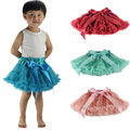 Etek Baby Girls Chiffon Fluffy Pettiskirts Tutu Princess Party Skirts Ballet Dance Wear 12m-10t 30 Colors Free Shipping
