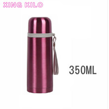XING KILO Thermos stainless steel vacuum bullets boys and girls portable cups custom gifts engraved words logo