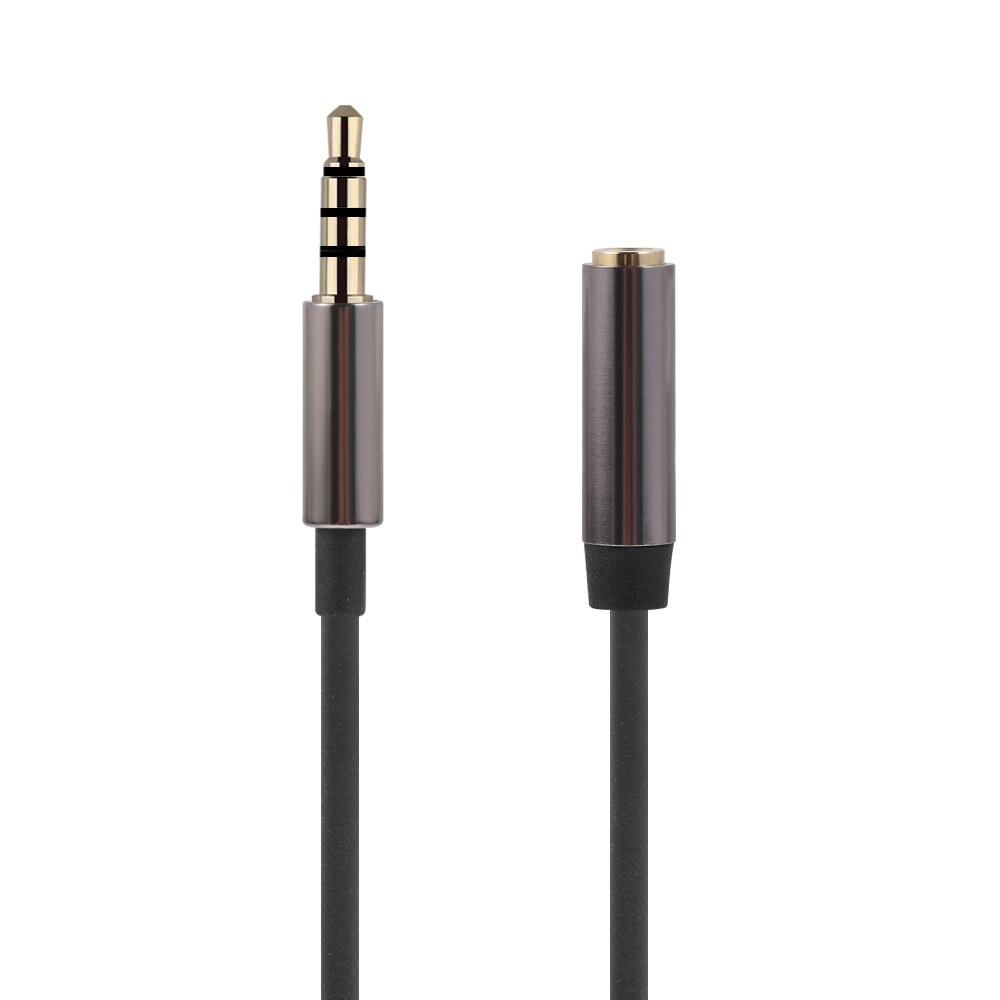 Удлинительный кабель для наушников, стерео, 3,5 мм, с позолоченным штекером| |   | АлиЭкспресс