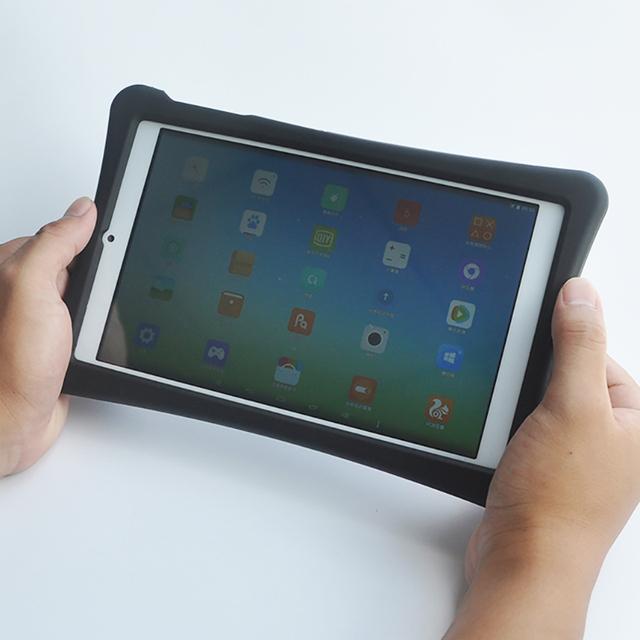 2016x80 hd 8.0 silicone case, robusto à prova de choque anti-slip kids capa protetora case para teclast x80 plus/x80 8.0 pro tablet