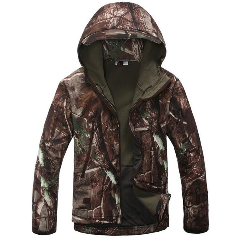 TAD V4.0 Lurker Shark Skin Soft Shell Military OutdoorTactical Jacket Waterproof Windbreaker Camouflage Army OutHunting Clothes-in Jackets from Men's Clothing on AliExpress - 11.11_Double 11_Singles' Day 1