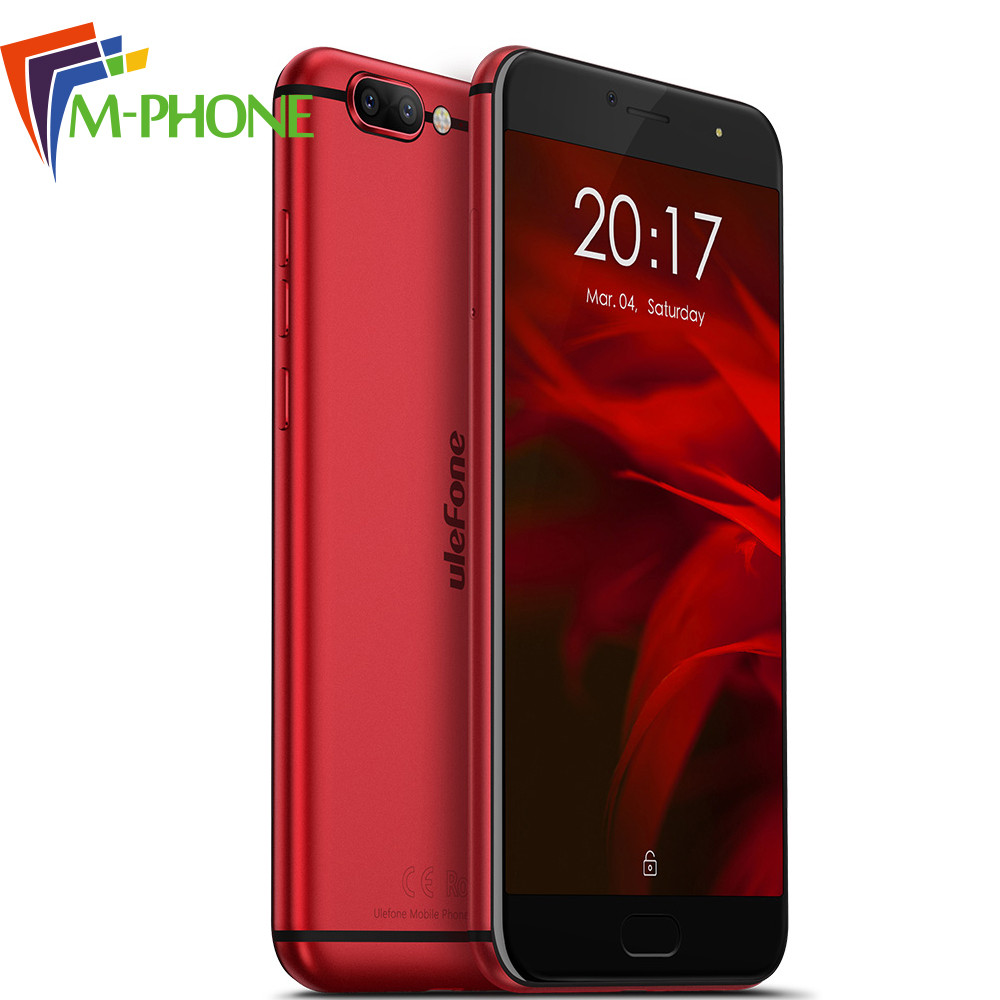 Ulefone Gemini Pro Dual Mobile Phone 5 5 inch FHD 4G LTE MTK6797 Deca Core Android