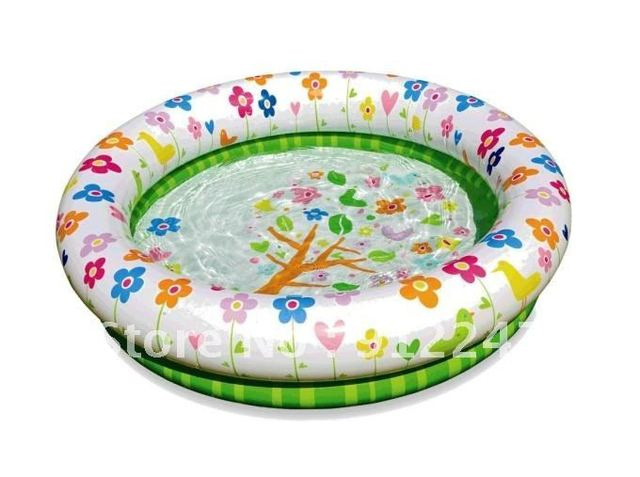 freeshipping intex 57427 dish family swimming pool / inflatable pool Summer Baby swimming pool,kids bathing tub